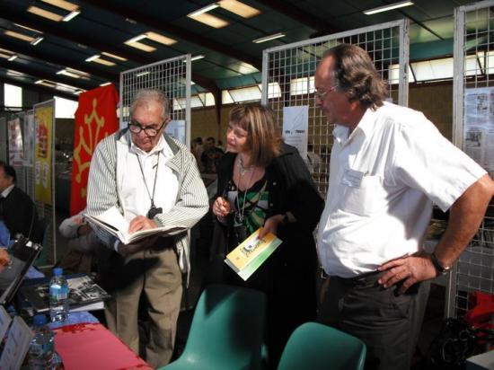 Salon du livre de Montclar de Quercy (12)  le 7 octobre 2010