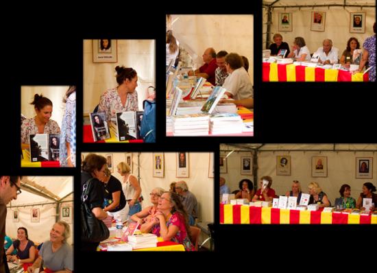 Salon du livre à FUVEAU (13)    les 3 et 4 septembre 2011